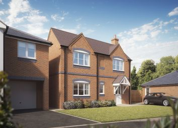 Thumbnail 5 bed detached house for sale in Whitacre Gardens, Plot 8 Station Road, Whitacre Heath