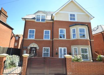 Thumbnail 2 bedroom flat for sale in Leopold Road, Felixstowe