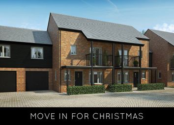 "Thumbnail 3 bed end terrace house for sale in ""The Farleigh"" at Andover Road North, Winchester"
