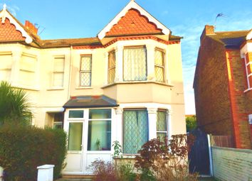 Thumbnail 3 bed semi-detached house for sale in Lynton Avenue, West Ealing, London