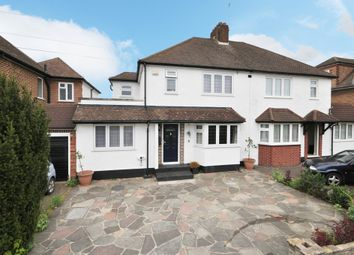 Thumbnail 4 bed semi-detached house for sale in East Way, Hayes, Bromley