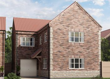 3 bed detached house for sale in Plot 34, Saint Germains Way, Scothern, Lincoln LN2