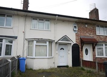 Thumbnail 3 bed terraced house for sale in Pencombe Road, Huyton, Liverpool