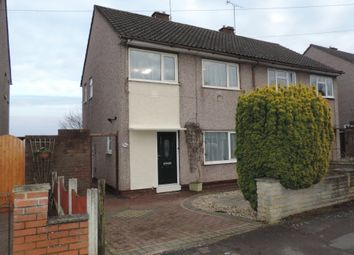 Thumbnail 3 bed semi-detached house to rent in Wordsworth Avenue, Stafford