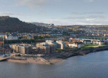 Thumbnail 2 bed flat for sale in Block 4, Greenock, Inverclyde