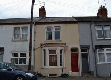 Thumbnail 2 bedroom terraced house for sale in Byron Street, Poets Corner, Northampton