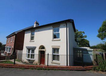 Thumbnail 3 bed detached house for sale in Chapel Lane, Longton, Preston