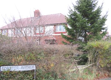 Thumbnail 2 bed semi-detached house for sale in Forster Avenue, Weaverham, Northwich