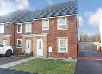 3 bed terraced house for sale in Ryder Court, Killingworth, Newcastle Upon Tyne NE12