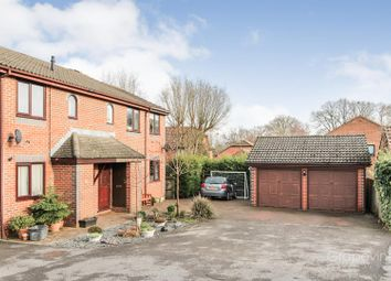 Thumbnail 3 bed semi-detached house for sale in Stephen Close, Twyford, Reading
