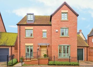 Thumbnail 5 bed detached house for sale in Ashwicke Road, Lawley Village, Telford
