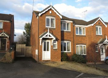 Thumbnail 3 bed semi-detached house for sale in Grattidge Road, Acocks Green, Birmingham