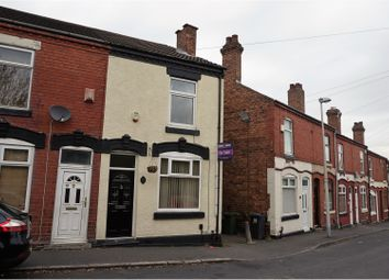 Thumbnail 2 bed end terrace house for sale in Pound Road, Wednesbury