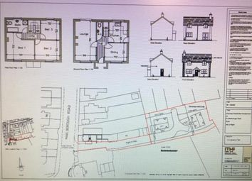 Thumbnail Land for sale in Marlborough Road, Ryde