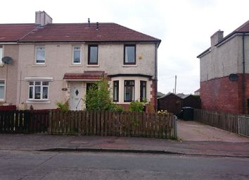 Thumbnail 3 bed end terrace house for sale in Hawthorn Drive, Wishaw