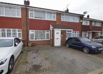 Thumbnail 3 bed terraced house for sale in Bryanston Road, Tilbury, Essex