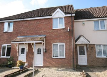 Thumbnail 2 bedroom town house to rent in Thorpe Drive, Attleborough