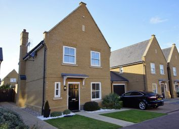 Thumbnail 3 bed link-detached house for sale in Gunners Rise, Superb Garrison Area, Southend-On-Sea