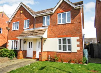 3 bed semi-detached house for sale in Wintergold Avenue, Spalding PE11