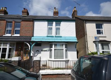 Thumbnail 3 bed end terrace house for sale in Lyndhurst Road, Chichester