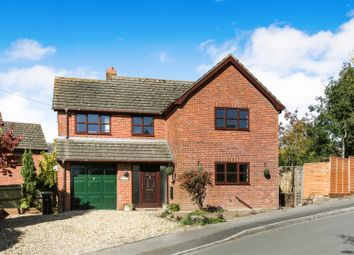 Thumbnail 4 bed detached house for sale in Youngs Paddock, Winterslow, Salisbury