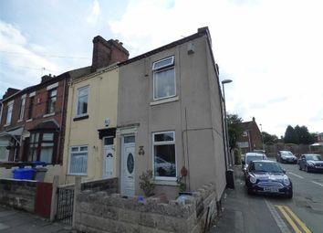 Thumbnail 2 bed end terrace house for sale in Werrington Road, Bucknall, Stoke-On-Trent