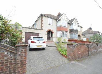 Thumbnail 4 bed semi-detached house to rent in Beacon Hill, Purfleet, Essex