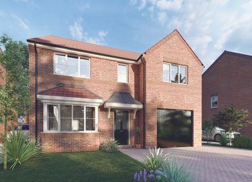 Thumbnail 4 bed detached house for sale in Plot 28, Scarsdale Green, Bolsover