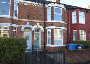 Thumbnail 3 bed terraced house to rent in Westcott Street, Hull, East Yorkshire