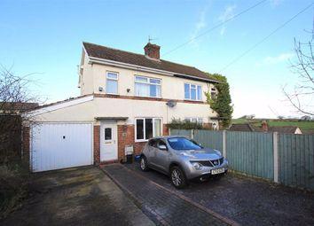Thumbnail 2 bedroom semi-detached house for sale in Bryn Dyffryn, Holway, Flintshire