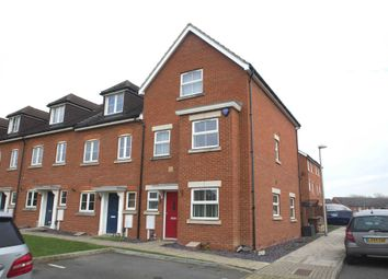 Thumbnail 4 bed town house for sale in Silver Streak Way, Strood, Rochester