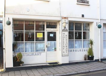 Thumbnail Restaurant/cafe for sale in Church Street, Kingsbridge