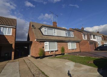 Thumbnail 3 bed semi-detached house for sale in Wheatley Road, Corringham, Essex