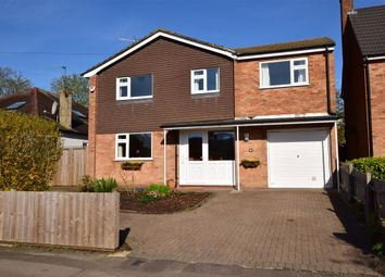 Thumbnail 4 bed detached house for sale in Nicholl Road, Epping, Essex