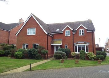 Thumbnail 5 bed detached house for sale in The Pines, Bushby, Leicester, Leicestershire