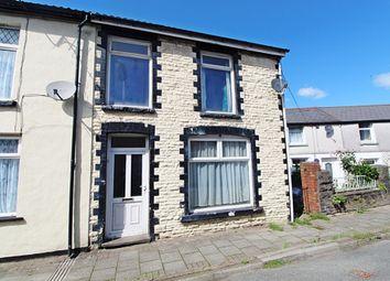 Thumbnail 3 bedroom end terrace house for sale in Coedpenmaen Road, Pontypridd, Rhondda Cynon Taff