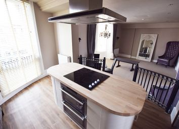 Thumbnail 2 bed flat to rent in Burleigh Mews, Friar Gate, Derby