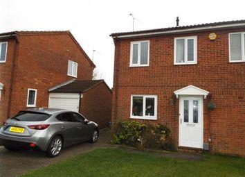 Thumbnail 2 bed semi-detached house for sale in Linbridge Way, Luton, Bedfordshire