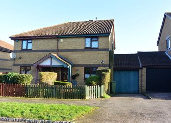 Thumbnail 3 bed semi-detached house to rent in Fortescue Drive, Shenley Church End, Milton Keynes, Buckinghamshire