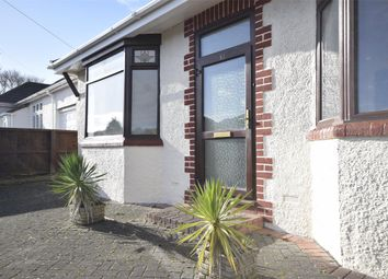 Thumbnail 3 bed detached bungalow to rent in Tyning Road, Saltford, Bristol