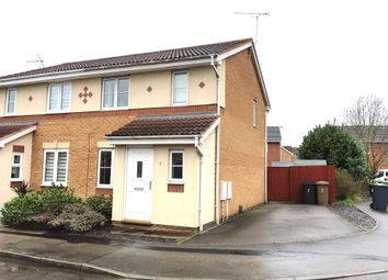 Thumbnail 3 bed semi-detached house to rent in Watling Close, Bracebridge Heath, Lincoln