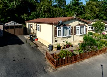 Thumbnail 2 bed mobile/park home for sale in The Glade, Caerwnon Park, Builth Wells