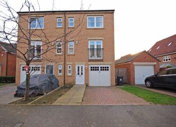 Thumbnail 4 bedroom semi-detached house to rent in Hawks Edge, West Moor, Newcastle Upon Tyne