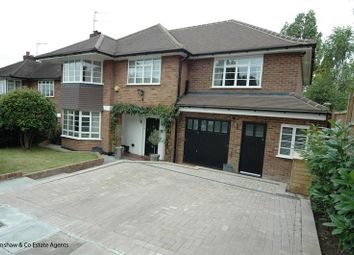 Thumbnail 6 bed detached house for sale in The Ridings, Haymills Estate, Ealing, London