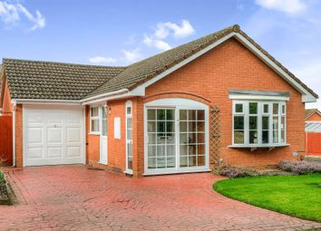 Thumbnail 2 bed detached bungalow for sale in Mercot Close, Oakenshaw, Redditch