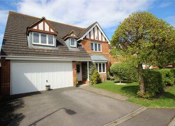 Thumbnail 4 bed detached house for sale in Crofters Walk, Bradley Stoke, Bristol