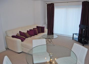 Thumbnail 1 bed flat to rent in Sheen Gardens, Manchester