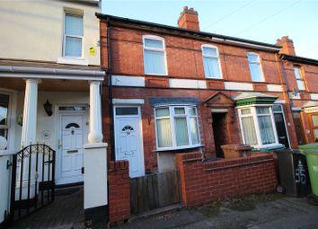 Thumbnail 2 bedroom terraced house to rent in Waverley Road, Wednesbury, West Midlands