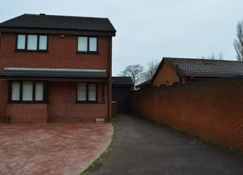 Thumbnail 3 bed link-detached house for sale in Lakeside Close, Willenhall