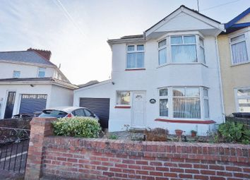 Thumbnail 4 bed semi-detached house for sale in Rowcroft Road, Paignton